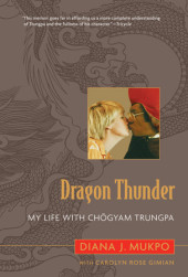 Dragon Thunder Cover