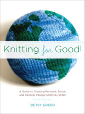 Knitting for Good! Cover