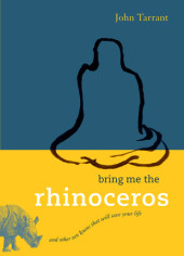 Bring Me the Rhinoceros Cover