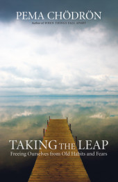 Taking the Leap Cover