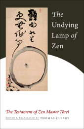 The Undying Lamp of Zen Cover