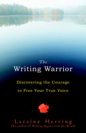 The Writing Warrior Cover