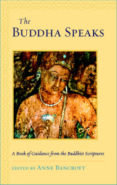 The Buddha Speaks Cover