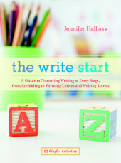 The Write Start Cover