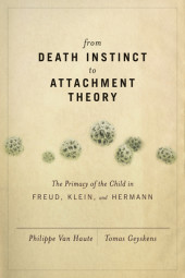 From Death Instinct to Attachment Theory Cover
