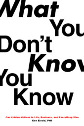 What You Don't Know You Know Cover