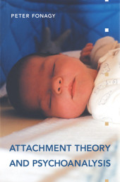 Attachment Theory and Psychoanalysis Cover