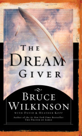 The Dream Giver Cover