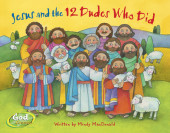 Jesus and the 12 Dudes Who Did Cover