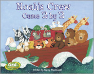 Noah's Crew Came 2 by 2