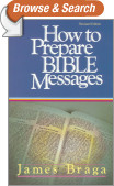 How to Prepare Bible Messages