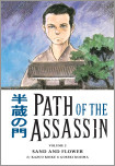 Path of the Assassin Volume 2: Sand and Flower