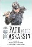 Path of the Assassin Volume 12: Three Foot Battle