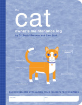 The Cat Owner's Maintenance Log Cover