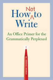 How Not to Write Cover