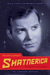 The Encyclopedia Shatnerica Cover