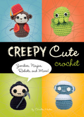 Creepy Cute Crochet Cover