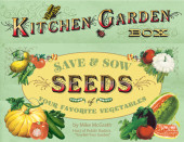 Kitchen Garden Box Cover