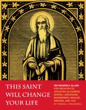 This Saint Will Change Your Life Cover