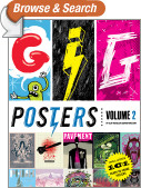 Gig Posters Volume 2