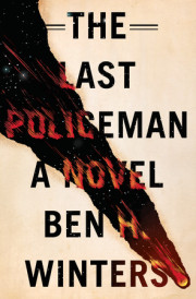 Take Five with Ben H. Winters, Author, 'The Last Policeman'