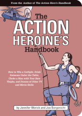 The Action Heroine's Handbook Cover