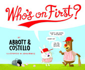 Who's on First? Cover