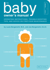 The Baby Owner's Manual Cover