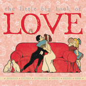 The Little Big Book of Love Cover