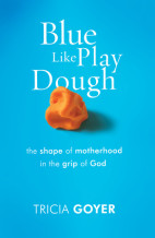 Blue Like Play Dough by Tricia Goyer