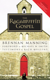 The Ragamuffin Gospel Cover