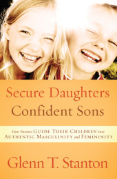 Secure Daughters, Confident Sons Cover