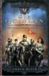 Sir Quinlan and the Swords of Valor Cover