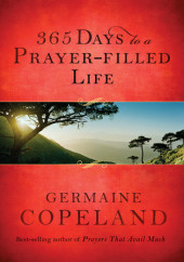 365 Days to a Prayer-Filled Life Cover