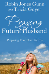 Praying for Your Future Husband Cover
