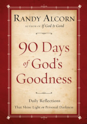 Ninety Days of God's Goodness Cover