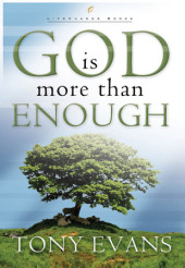 God Is More Than Enough Cover