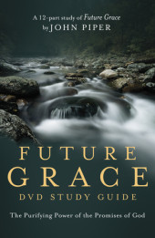 Future Grace Study Guide Cover