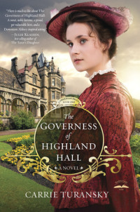 The Governess of Highland Hall cover art