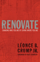 Renovate by Leonce Crump