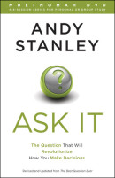 Ask It DVD by Andy Stanley