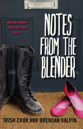 Notes from the Blender Cover