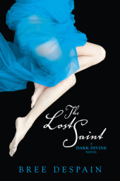 The Lost Saint: A Dark Divine Novel Cover