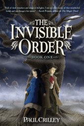 The Invisible Order, Book One: Rise of the Darklings Cover