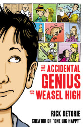 The Accidental Genius of Weasel High Cover
