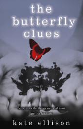 The Butterfly Clues Cover