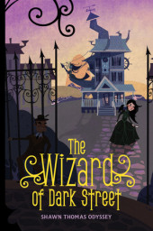 The Wizard of Dark Street Cover