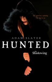 The Shadowing: Hunted Cover