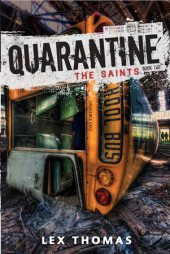 Quarantine #2: The Saints Cover