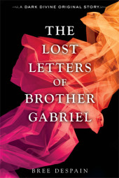 The Lost Letters of Brother Gabriel (A Dark Divine Original) Cover